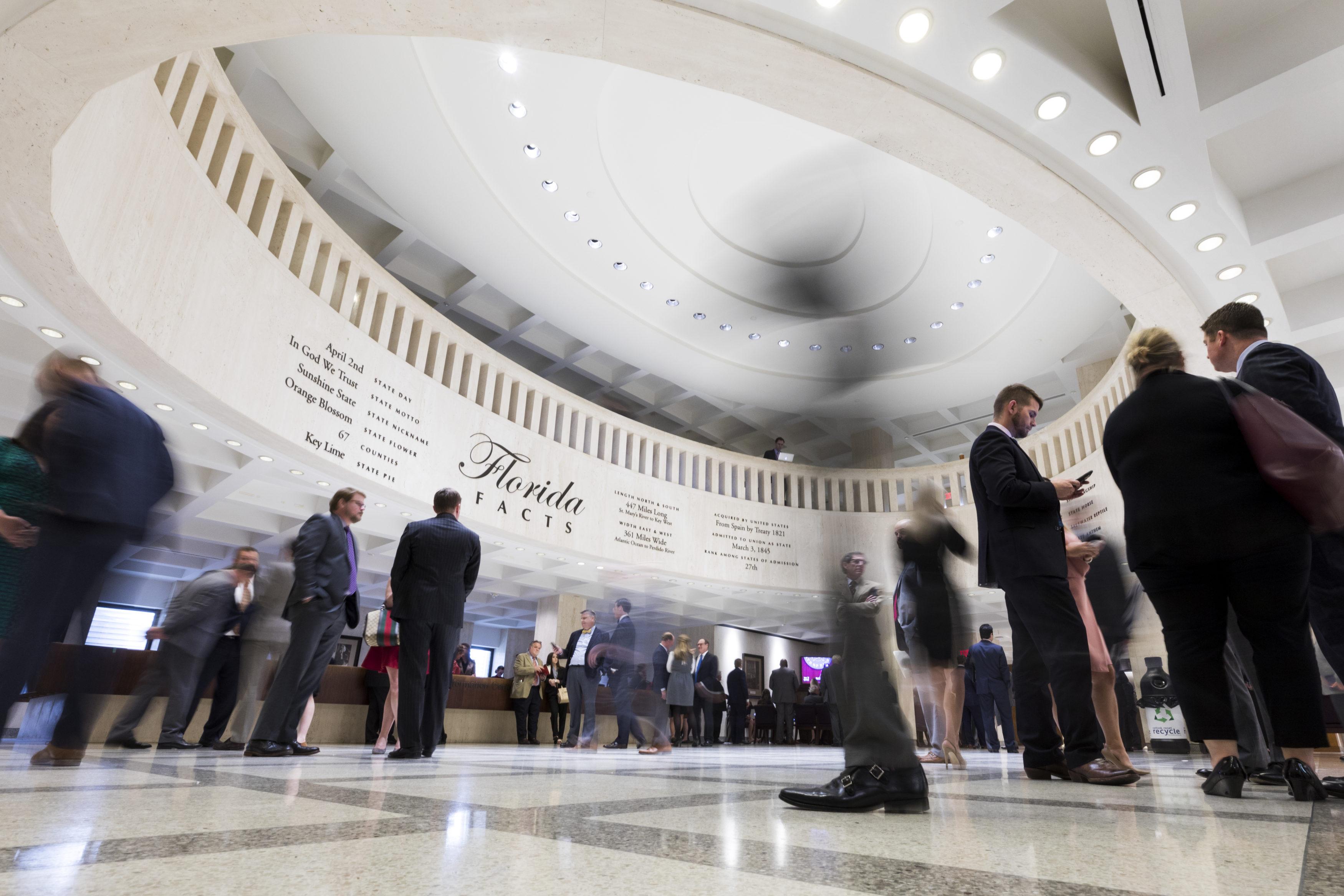 Capitol Rotunda March 2018 (8)