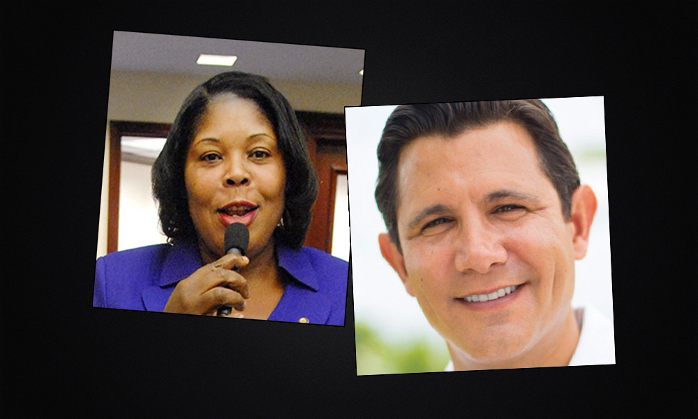 ELECTION RESULTS - Daphne Campbell vs. Jason Pizzo