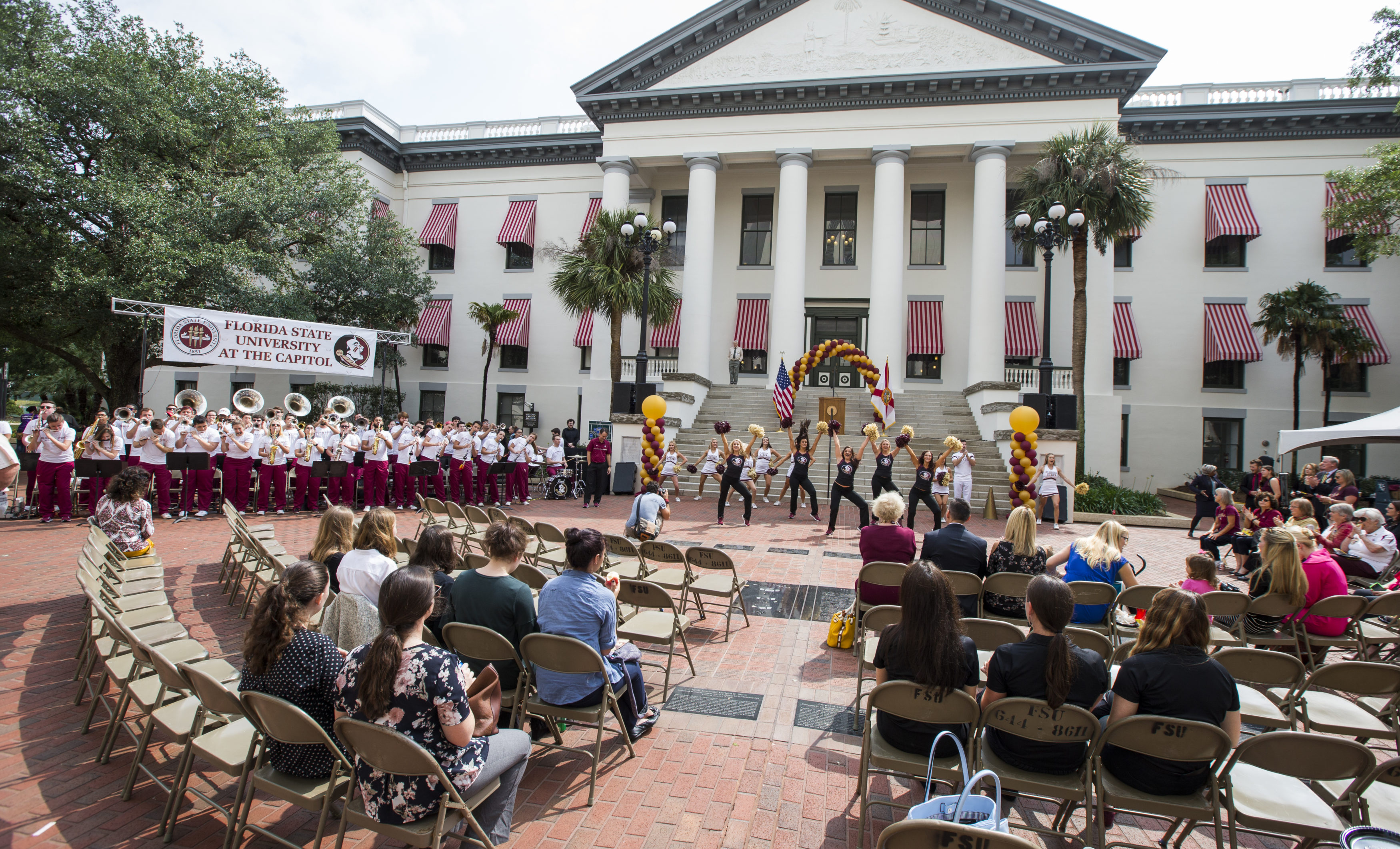 Florida State University Day at the Florida Capitol