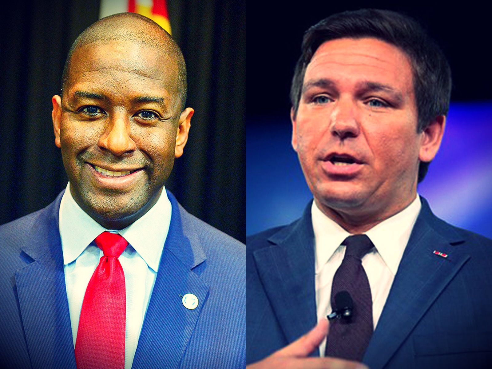 florida southern college poll narrow lead for andrew gillum