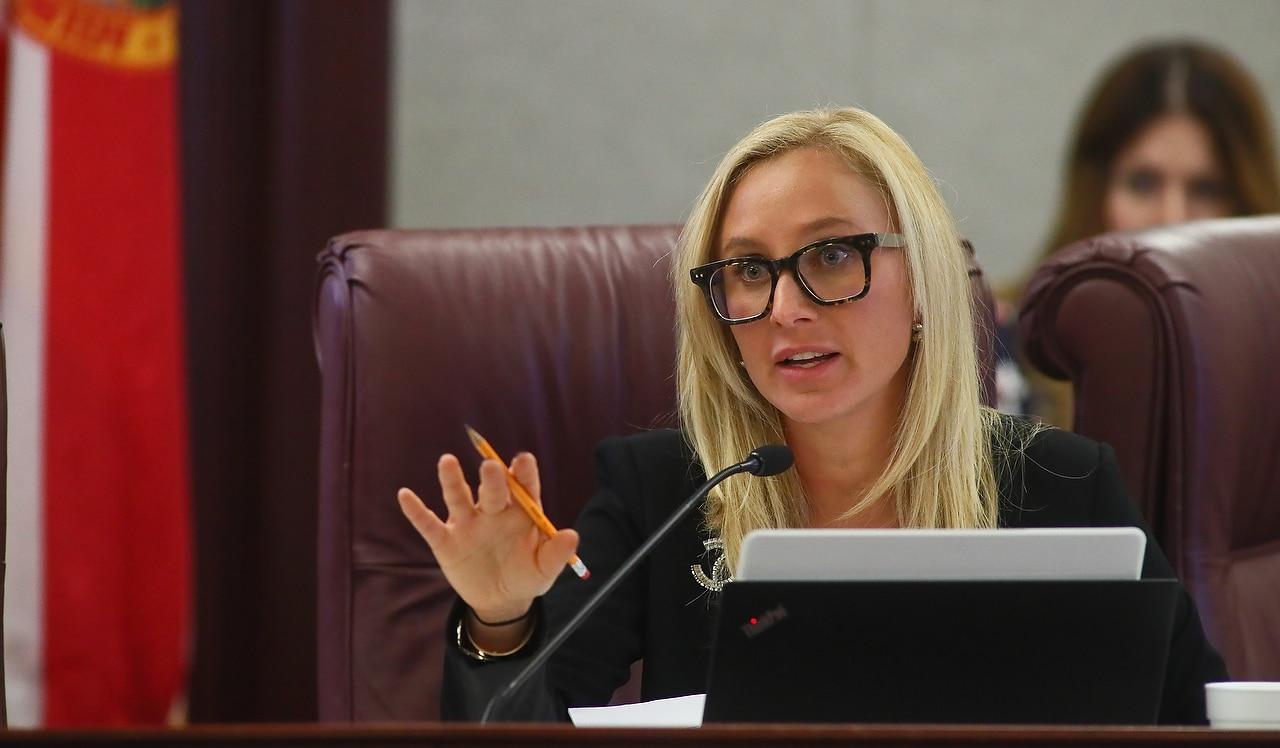 lauren book files bill to shift concealed carry oversight to fdle