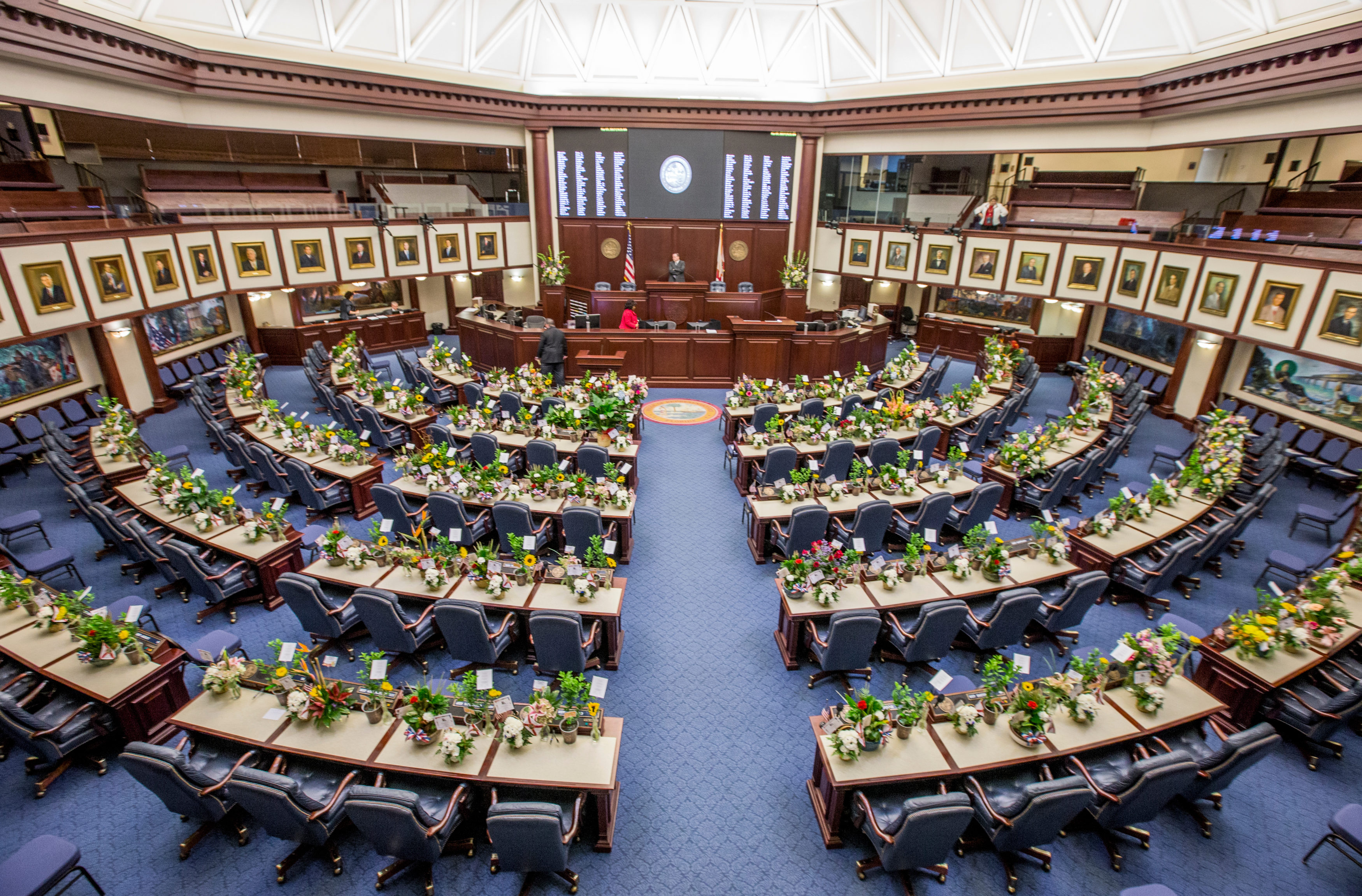2017 Florida Legislature opens at the Capitol