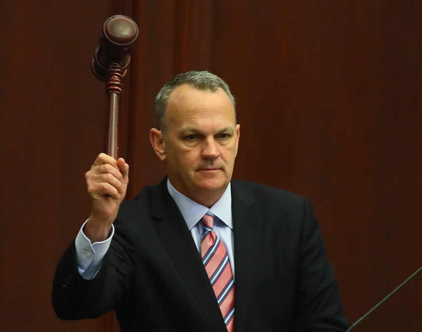 In A Tuesday Memo, House Speaker Richard Corcoran Announced His Leadership  For The 2018 Legislative Session, Including The Committee Weeks That Lead  Up To ...