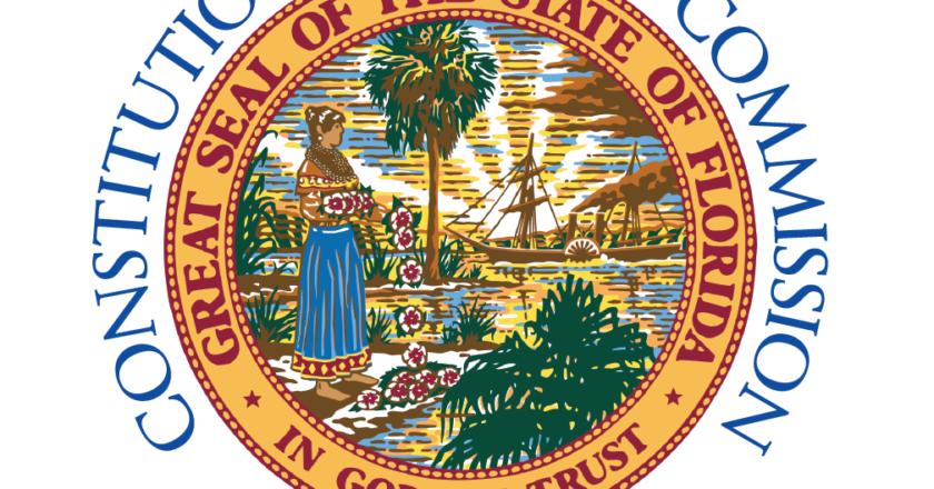 Constitution Revision Commission logo