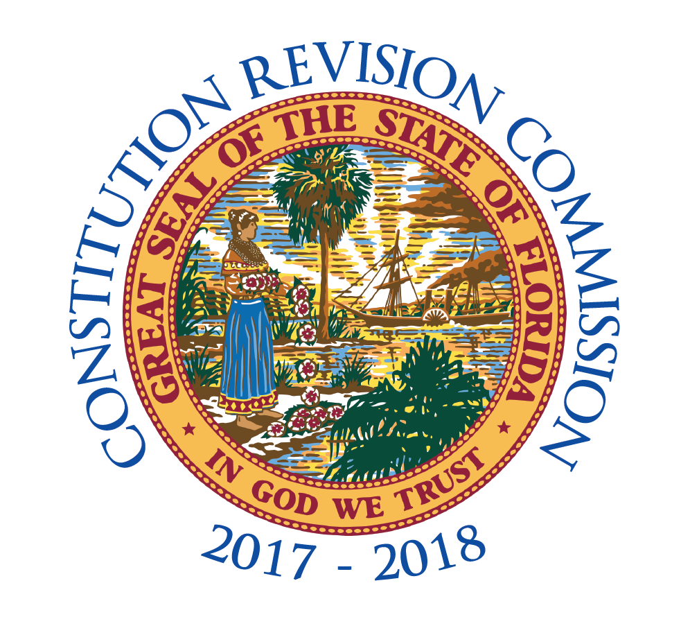 Constitution Revision Commission logo