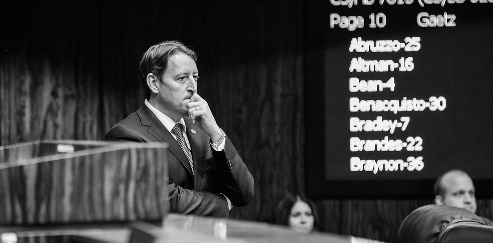 Bill Galvano (Photo: Florida Senate)
