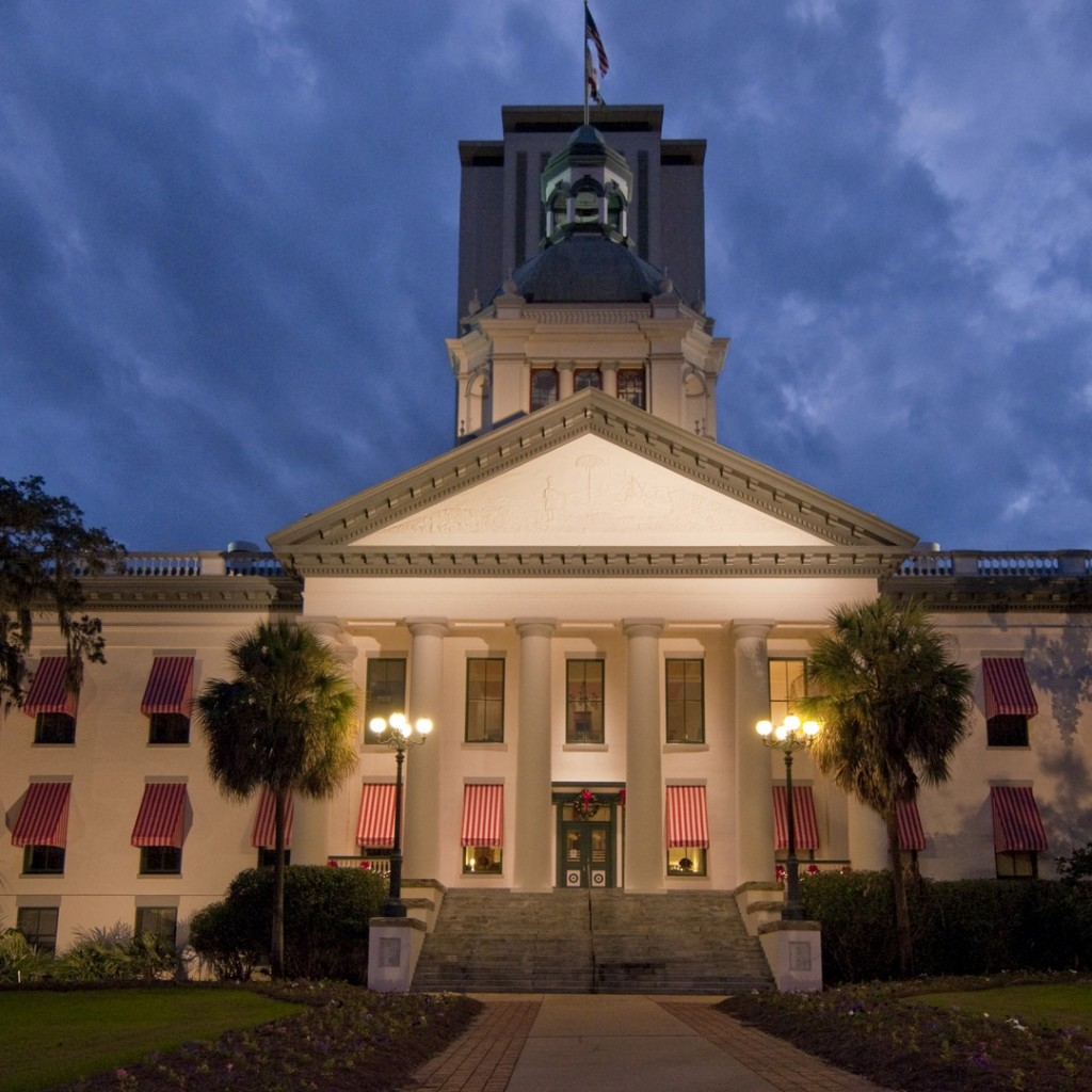 Old Capitol of Florida