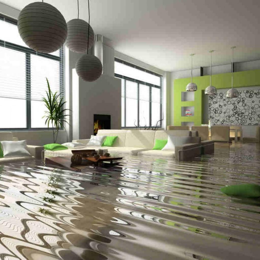 WaterDamageFloodHouse