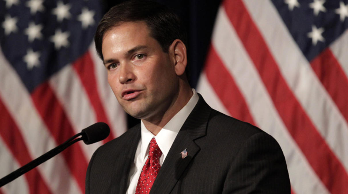 marco rubio Marco antonio rubio (/ ˈ r uː b i oʊ / born may 28, 1971) is an american politician, attorney, and the junior united states senator for floridaa republican party member, he was previously.