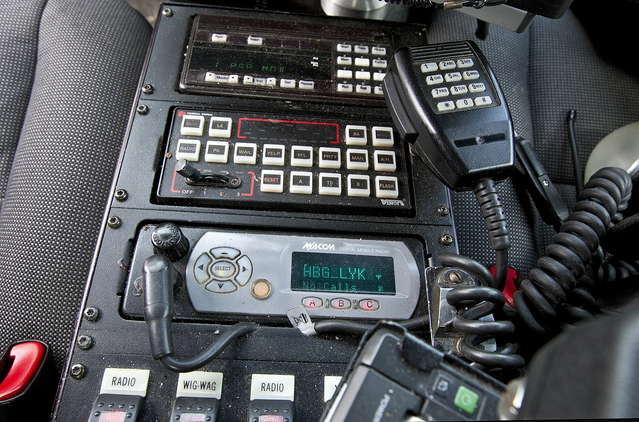 State Police Radio Replacement Dispute Becomes Budget