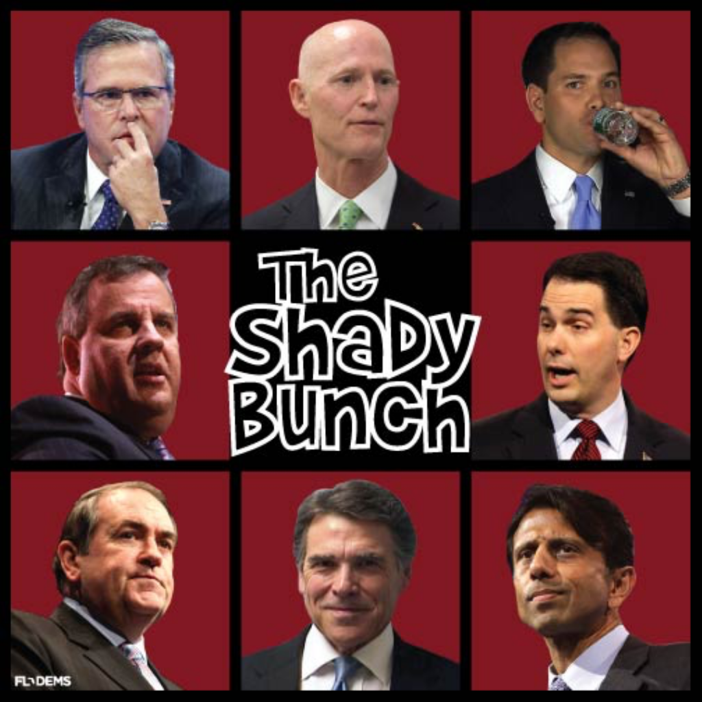 shady bunch (Large)