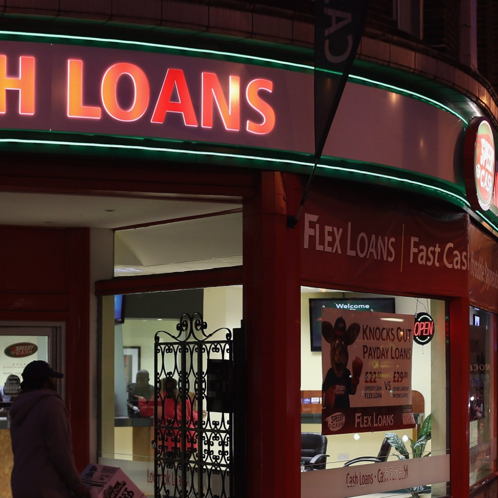 payday loans fraud