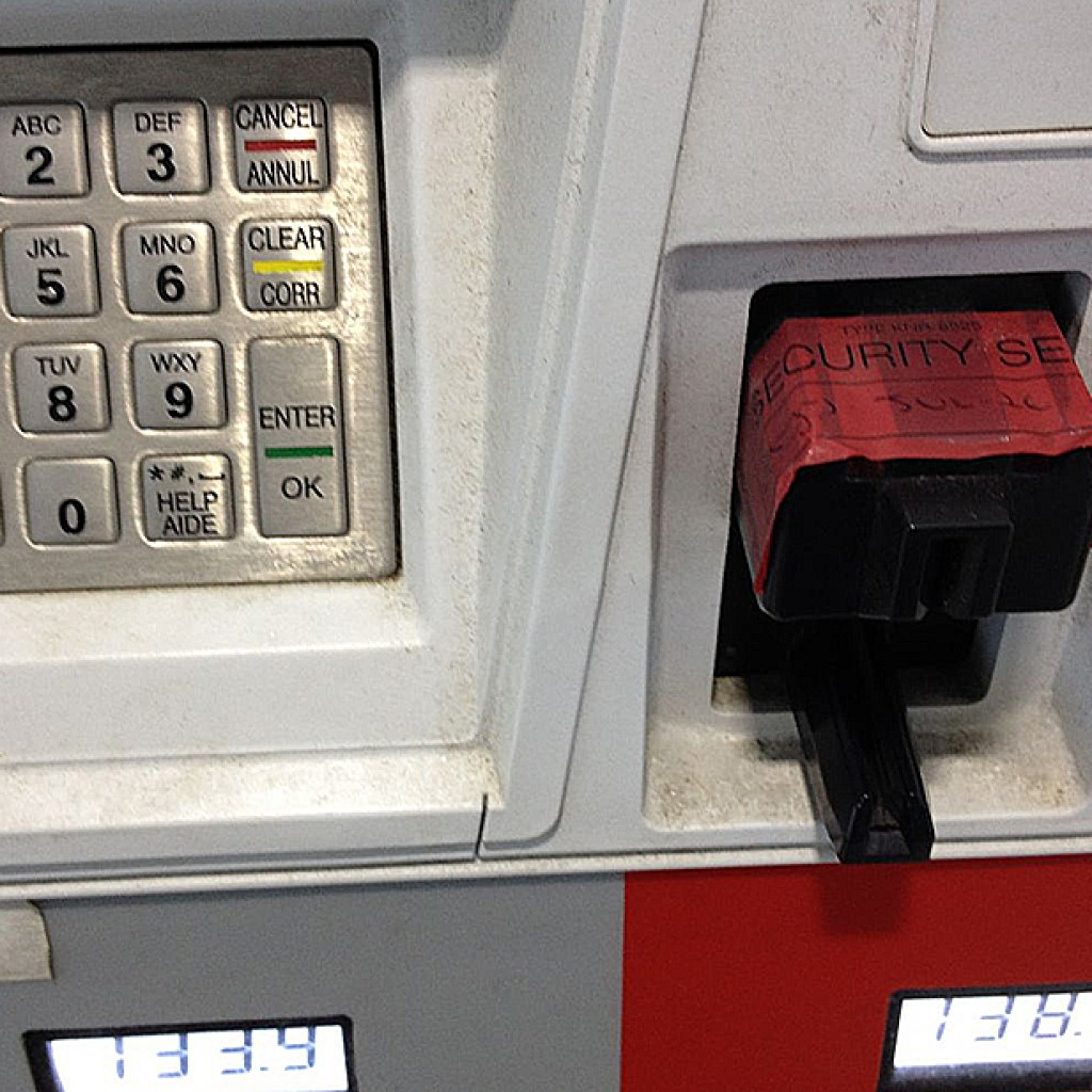 gas pump skimmer tape copy