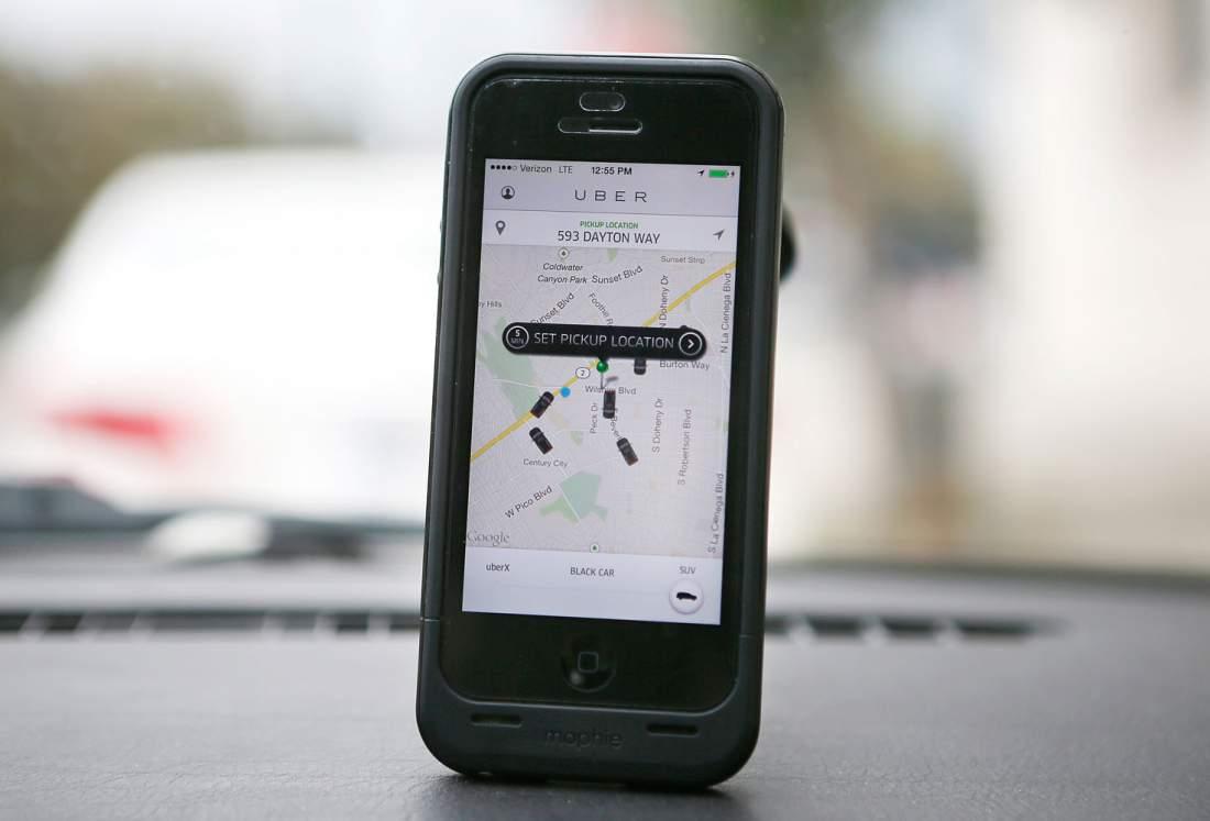 Uber, Google develop app for Election Day rides - Florida Politics