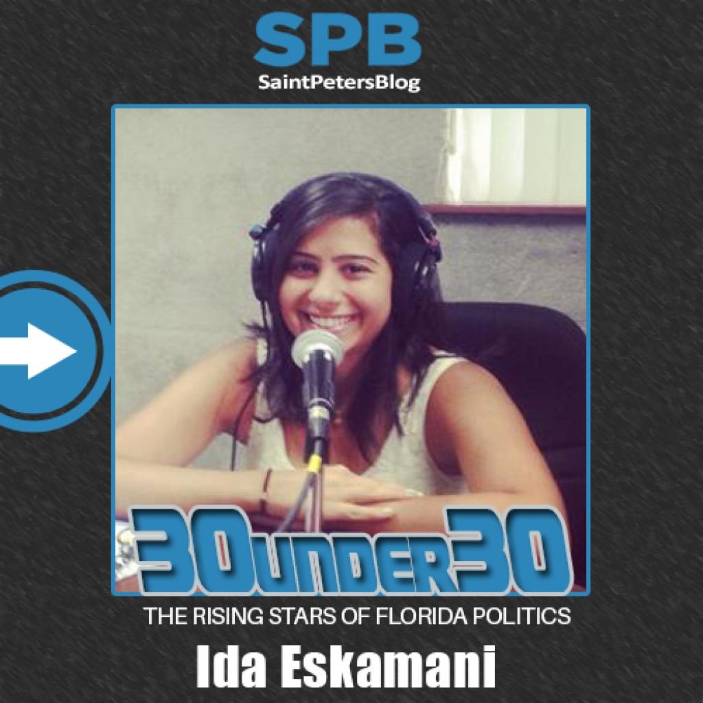 30 under 30 - ida eskamani