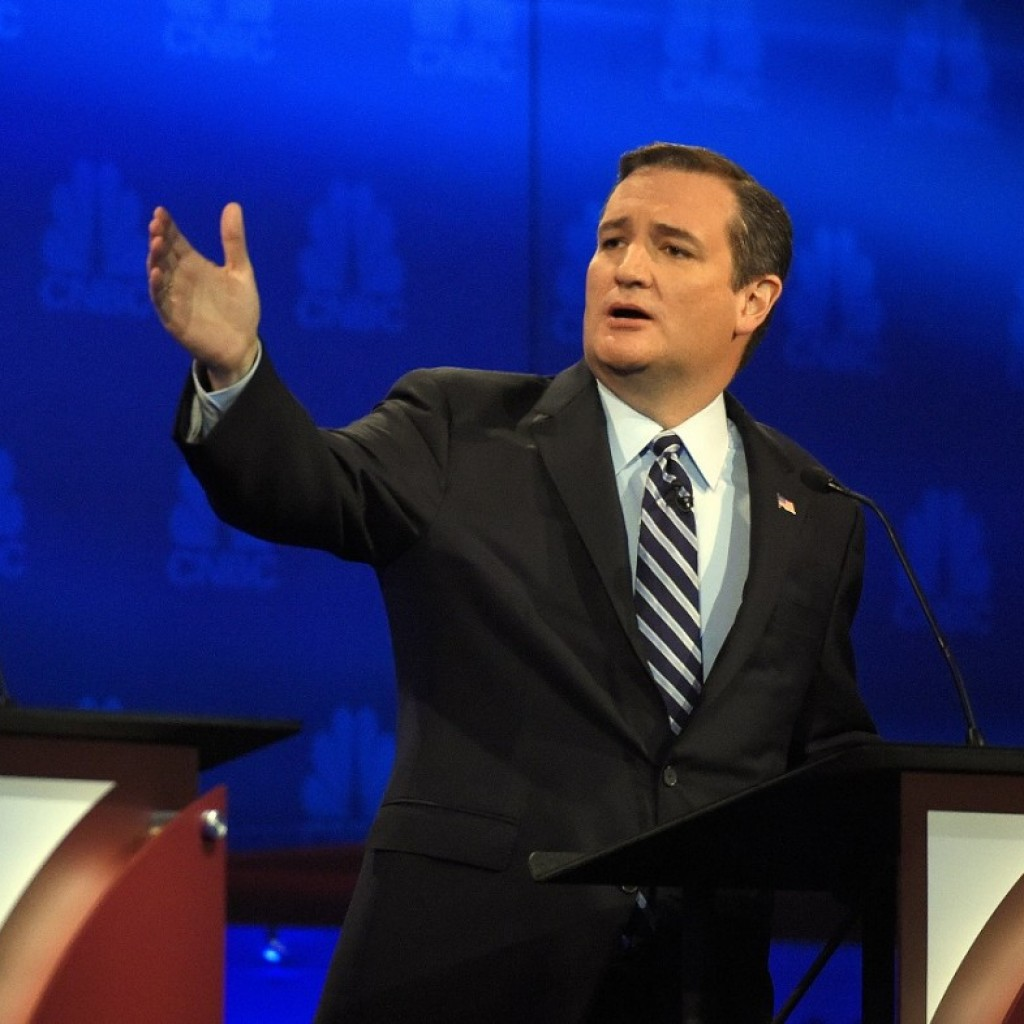Ted Cruz AP photo