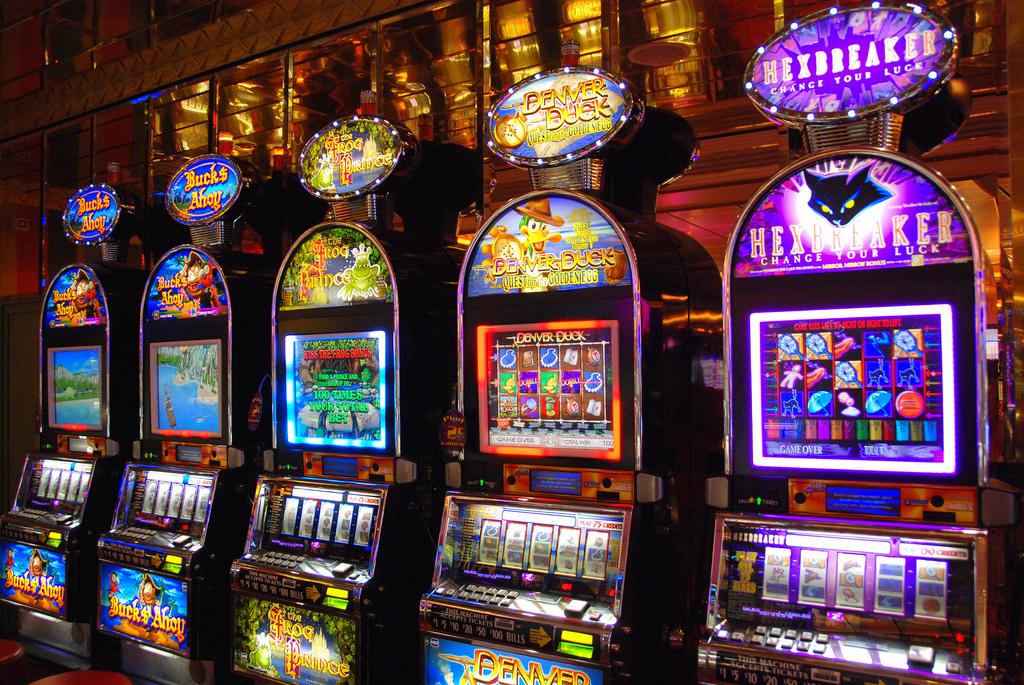 4-D slot machines take gambling to next level at Pechanga Resort & Casino