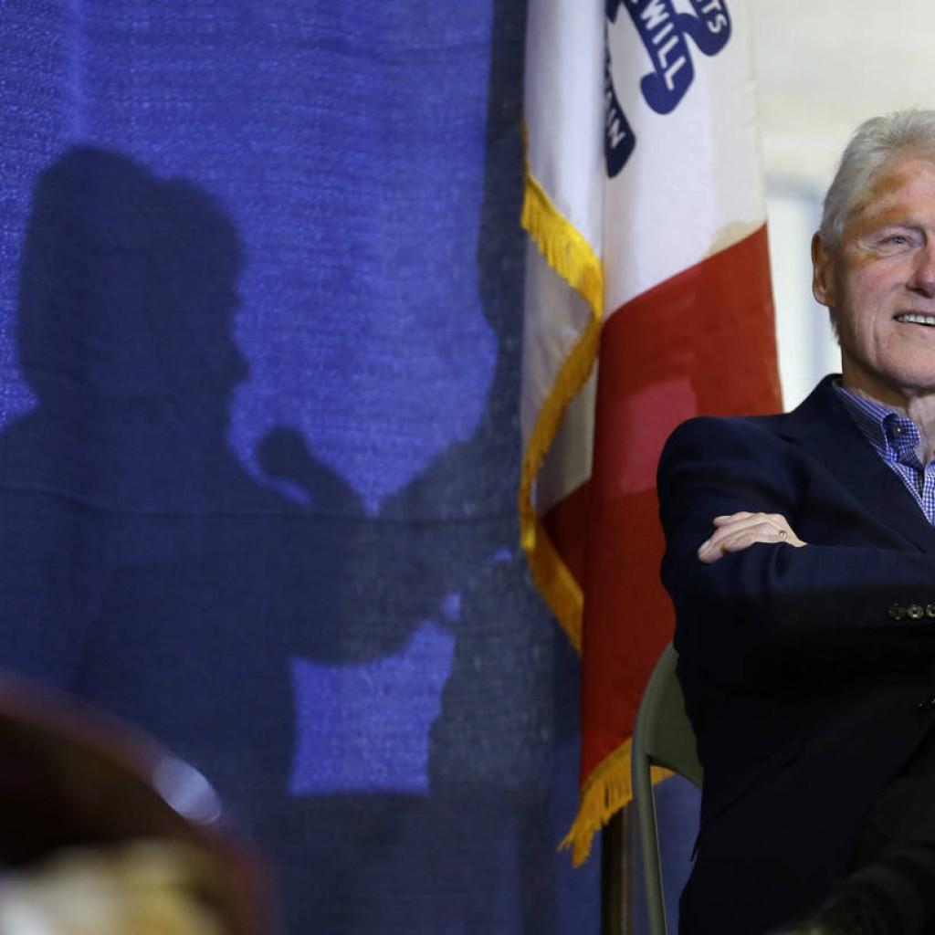 Hillary Rodham Clinton, Bill Clinton