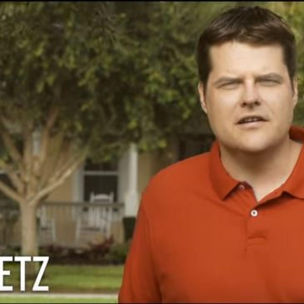 Matt Gaetz digital ad
