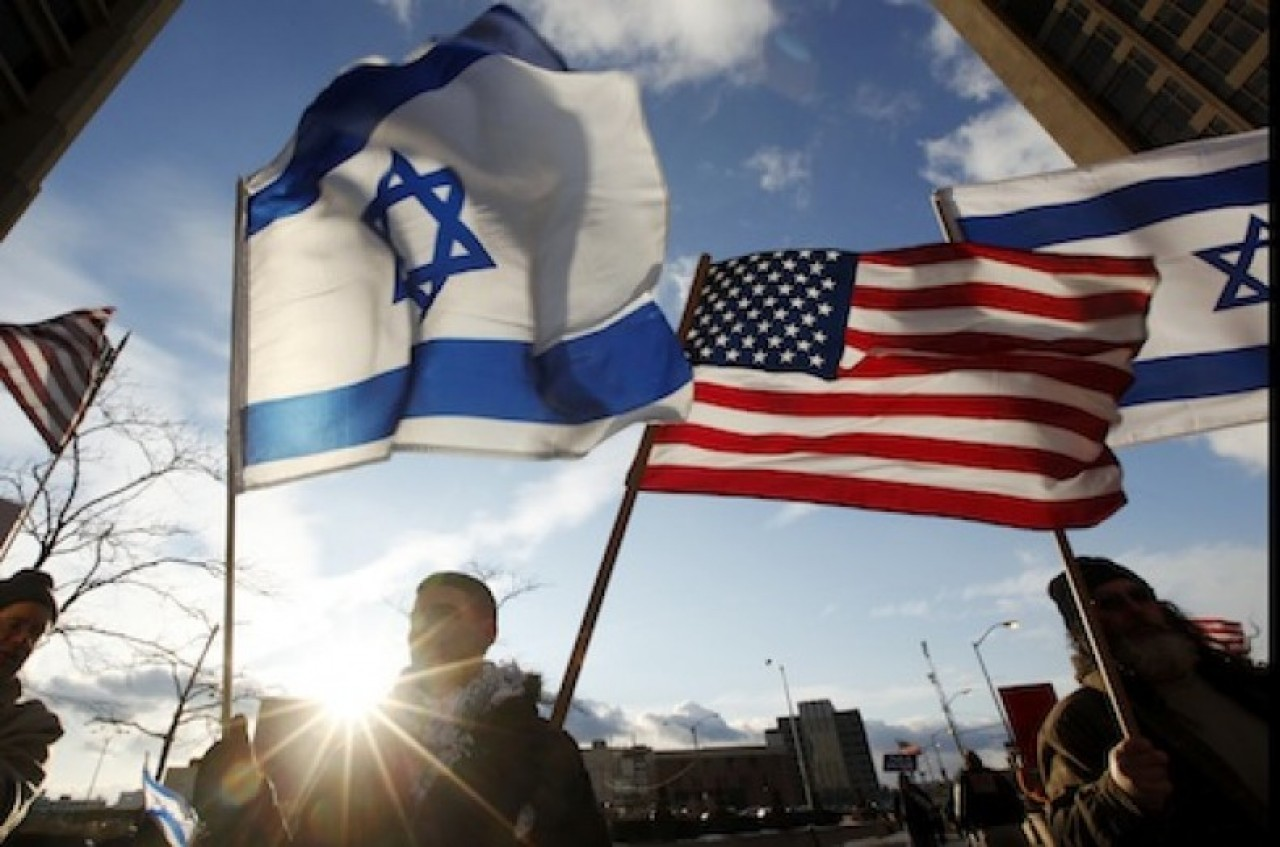 Israel flags U.S.
