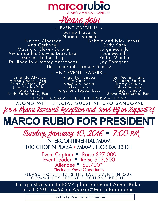 Marco Rubio Miami - 1 10 16 Invite_Page_1