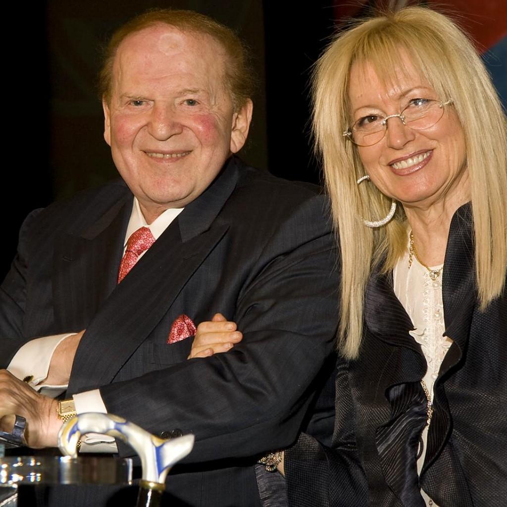 Sheldon_y_Miriam_Adelson_reciben_Woodrow_Wilson_Awards