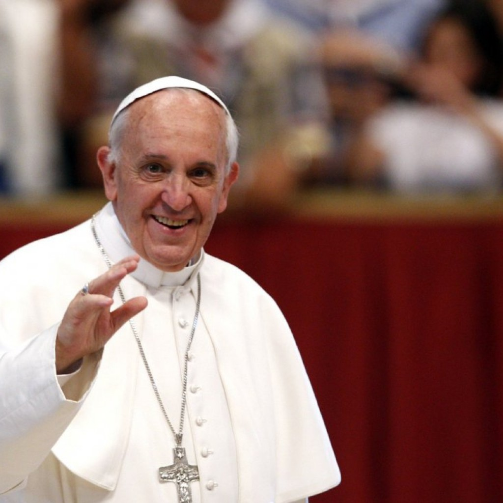 pope francis 12_16