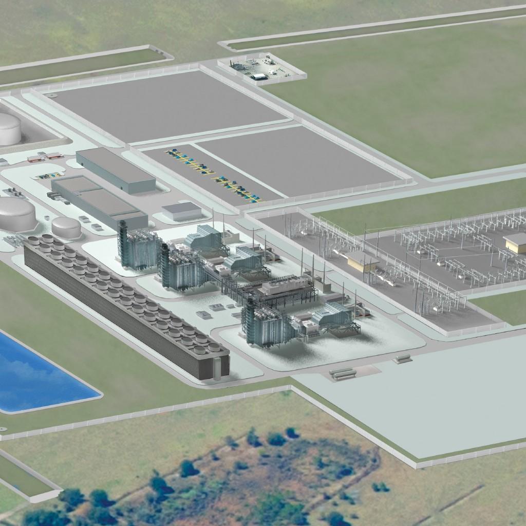 FPL Okeechobee Clean Energy Center