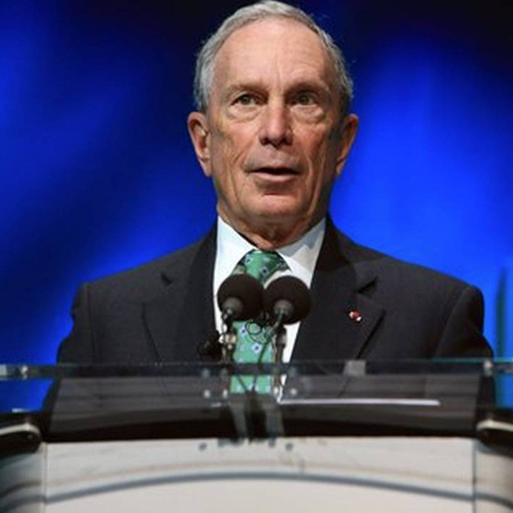 michael bloomberg iowa