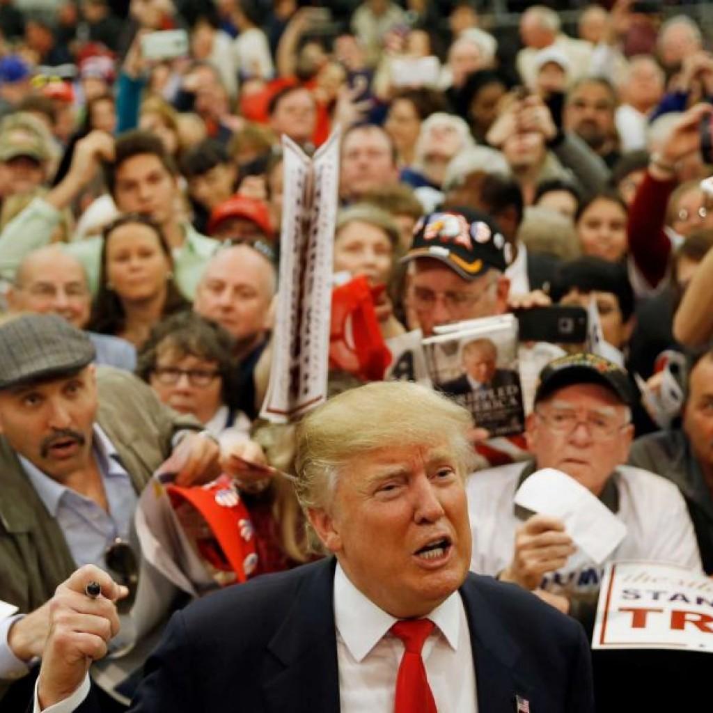 Donald Trump South Carolina primary