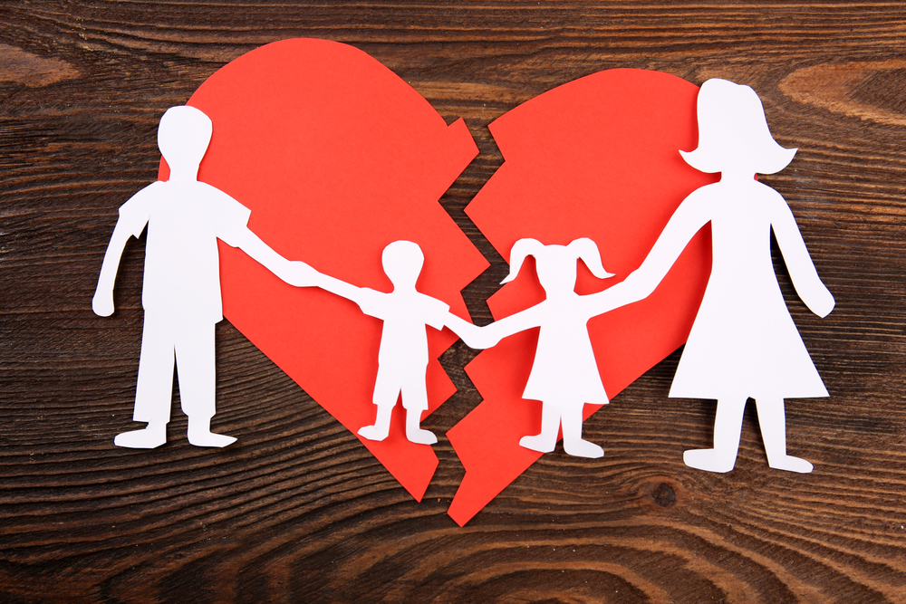 child custody cases divorce