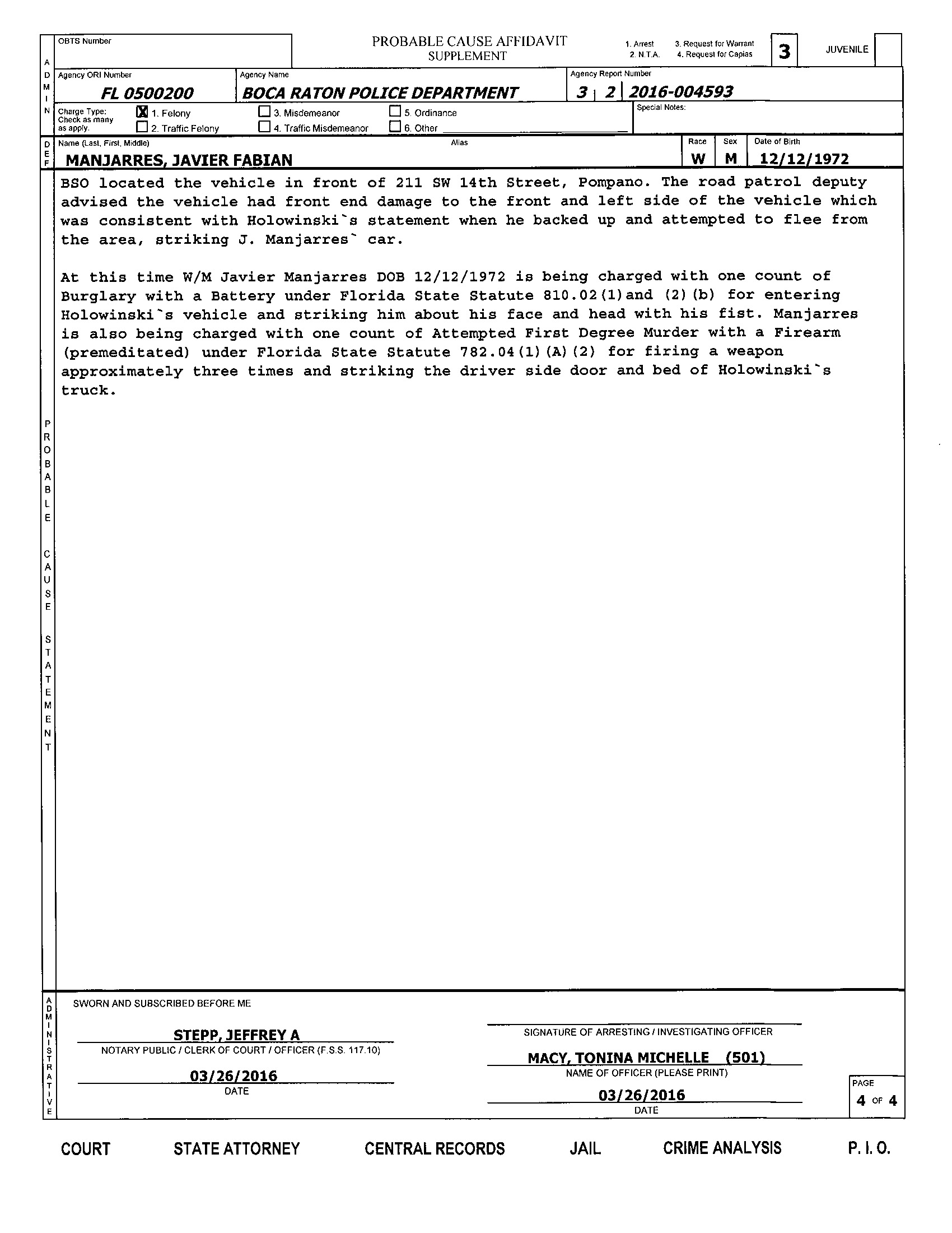 MANJAREES police report_Page_4
