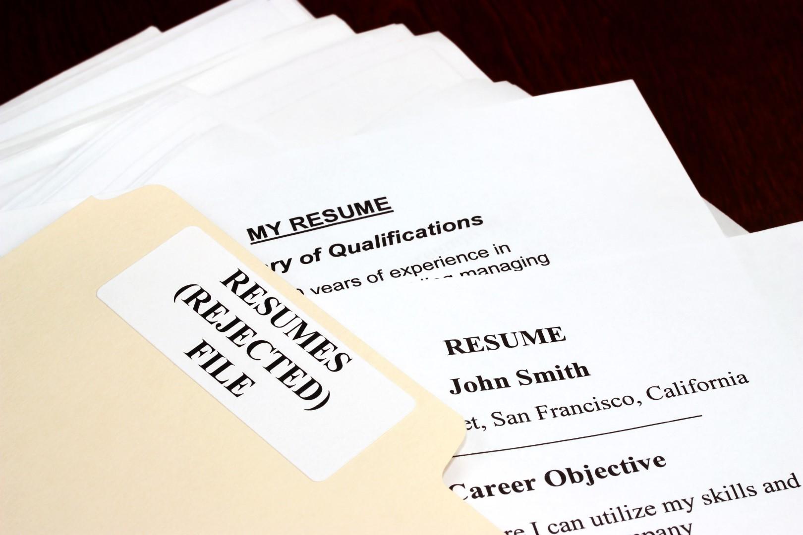Resume Stack Of Resumes marshall stranburg archives