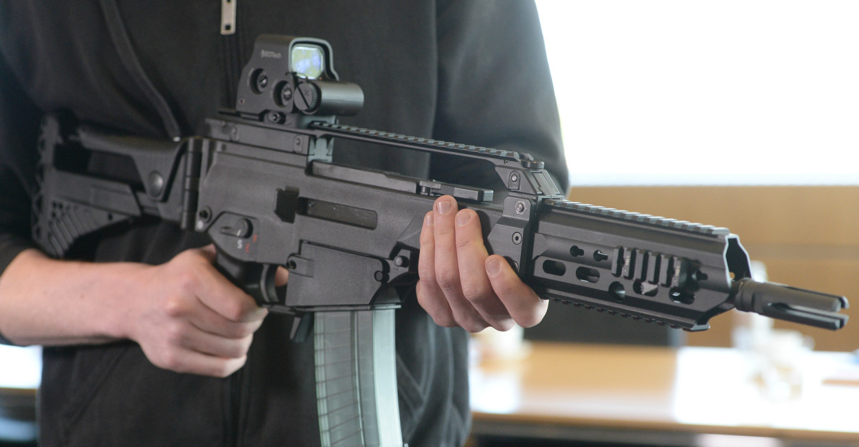 an argument in support of the ban on assault weapons A gallup poll released on october 26, 2016, shows support for an assault weapons ban is at a 20-year low.