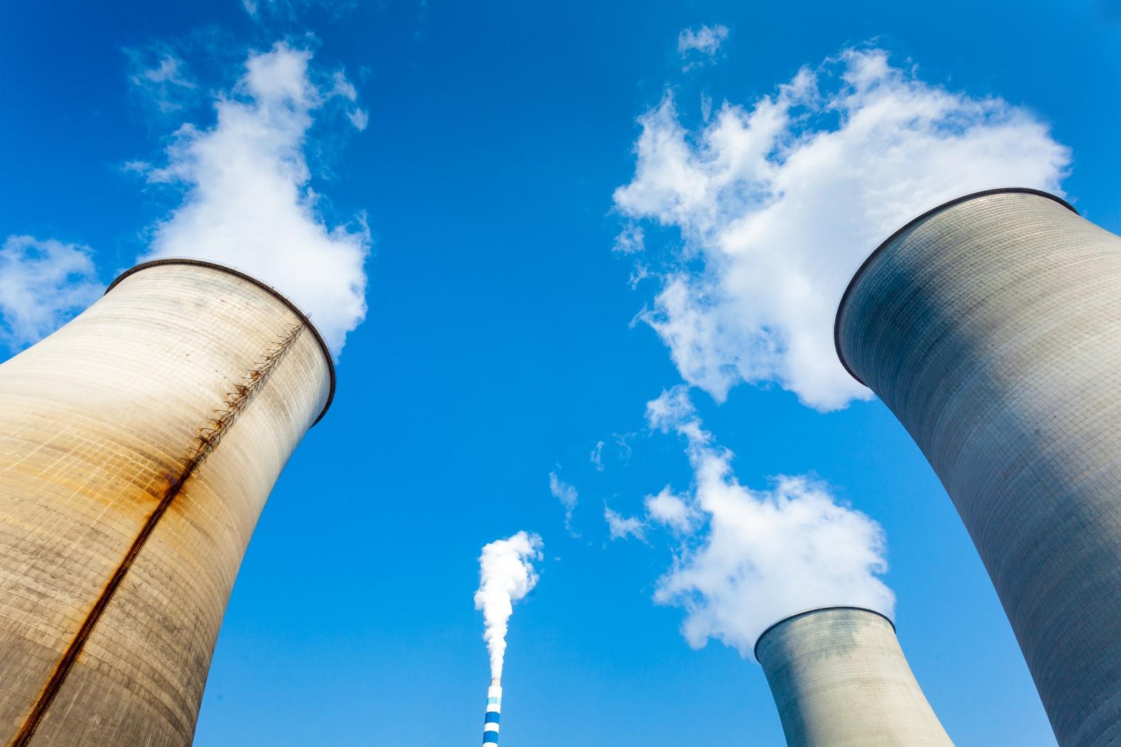 power plants (Large)