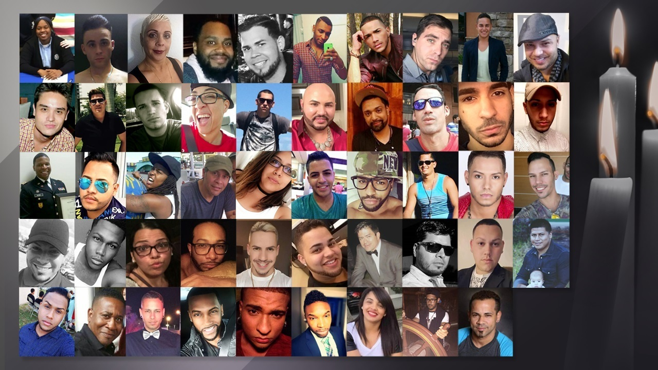 logs show pulse victims begged for help as bodies went numb