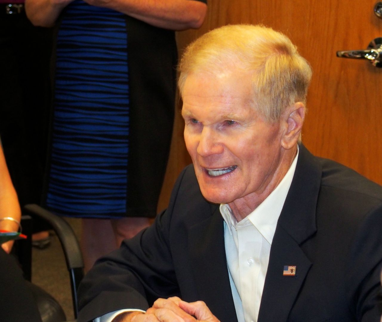 Bill Nelson sounds off on what he calls Donald Trump's ...