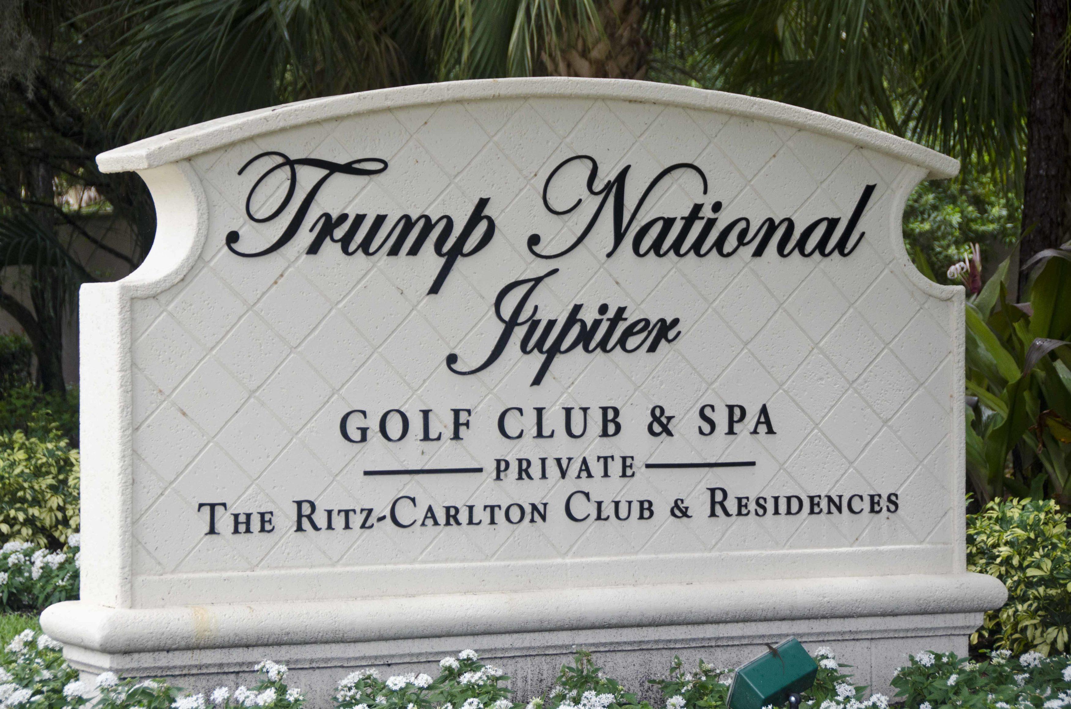 Trump national golf club lawsuit