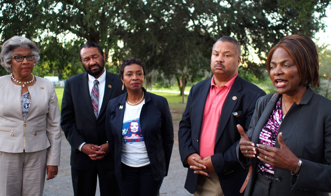 Four Congressional Black Caucus Members Stump For Val Demings – Florida Politics
