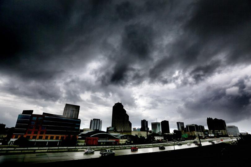 Hurricane Matthew weather Orlando
