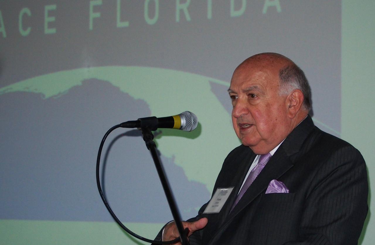 Frank DiBello Space Florida