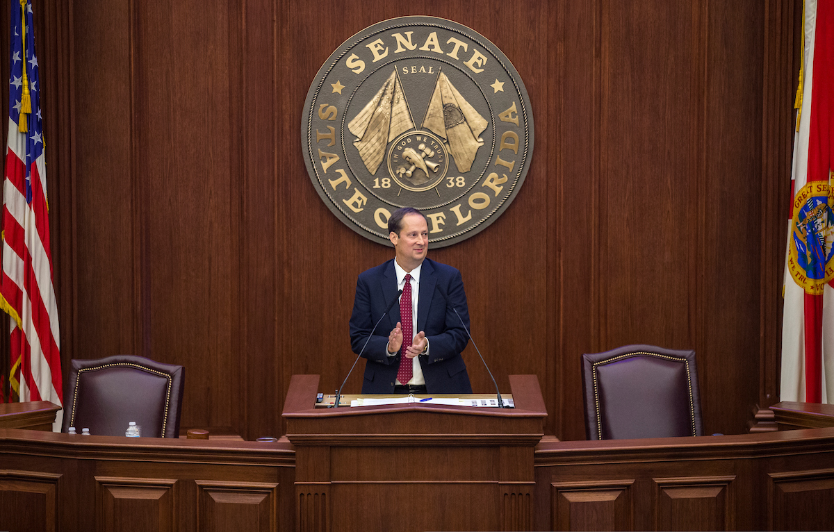 Organizational session of the Florida Legislature
