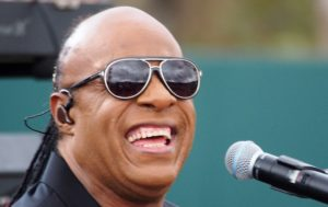 Stevie Wonder in Kissimmee