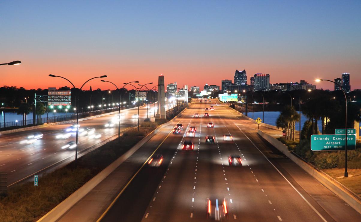 Orlando CFX East-West Expressway