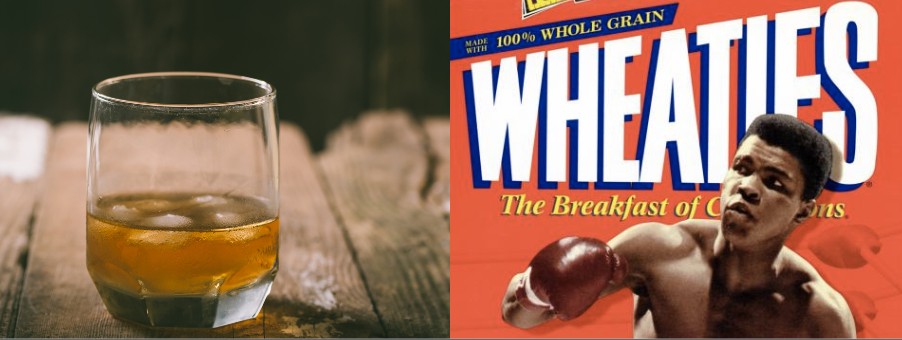 whiskey Wheaties