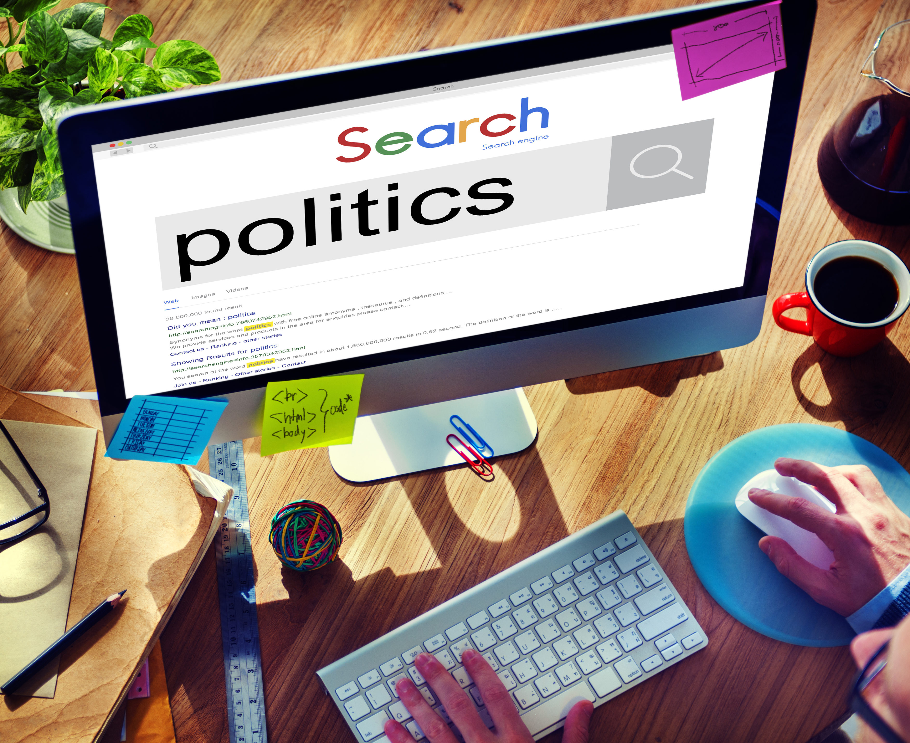 tech politics