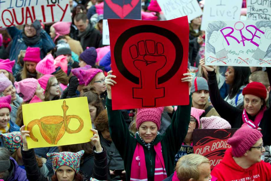 womens march 01.21.17