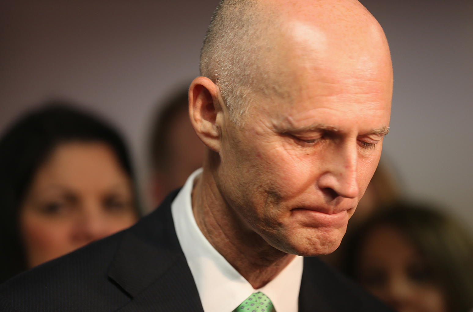 Florida Governor Rick Scott Speaks On State's December Job Numbers