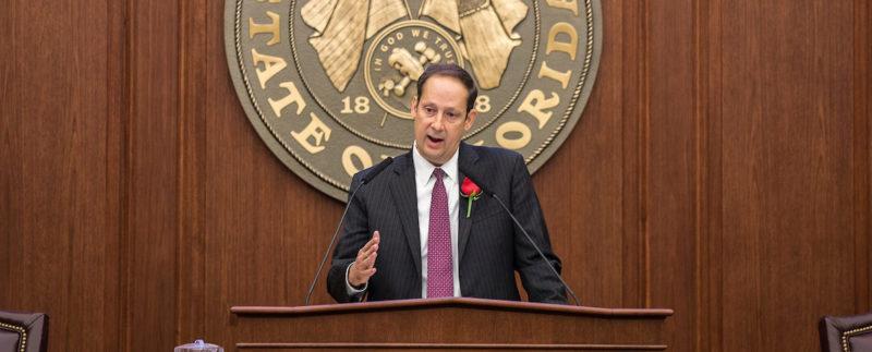 2017 Florida Legislature opens at the Capitol
