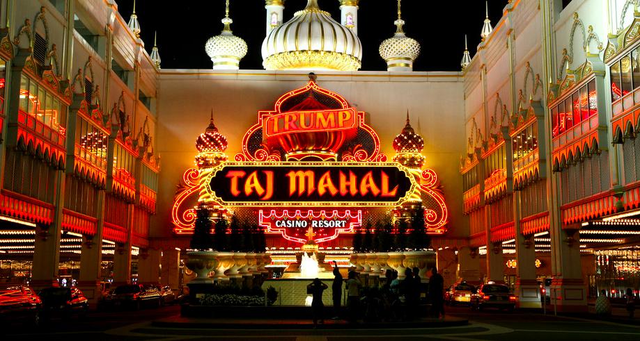 The Taj Mahal Casino